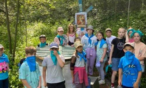 Неподалік Житомира діє православний табір для знедолених дітей. ФОТО