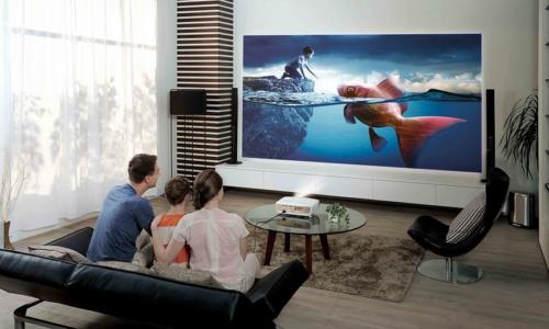 3 причины купить вместо телевизора проектор — Новости технологий
