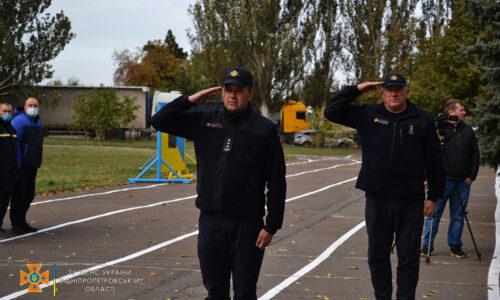 У Кривому Розі відбулись обласні змагання з пожежно-прикладного спорту —   Новини міста Дніпро та області