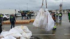 В Испании задержали шестерых украинских моряков, которые перевозили многотонные грузы гашиша