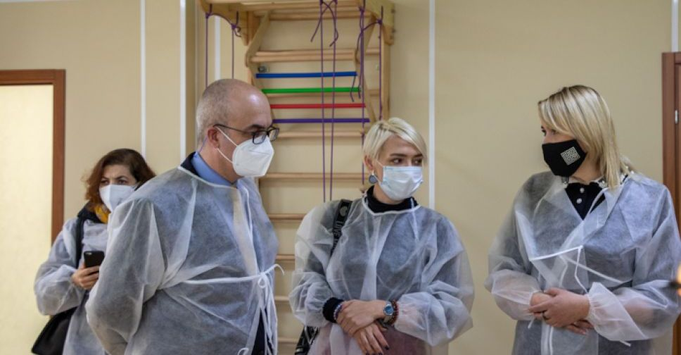 Мариупольские больницы оценила делегация из Турции. Новости Мариуполя и Донбасса |