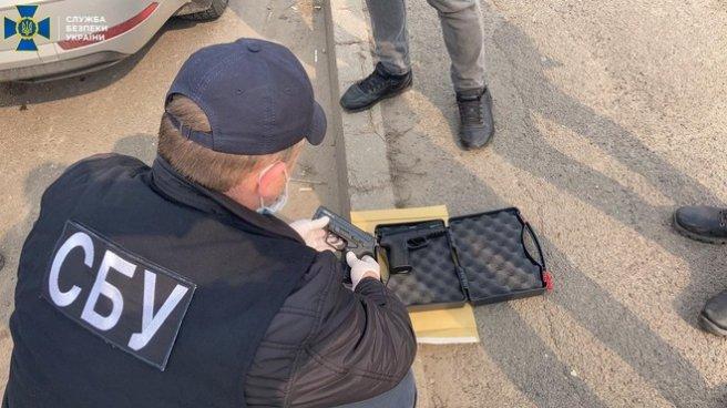 СБУ викрила підпільну майстерню з виготовлення зброї у Житомирі | Новини Житомира