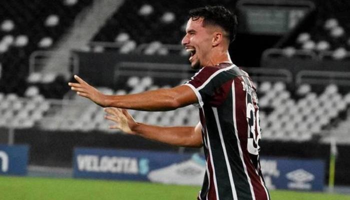 Шахтер интересуется бразильским полузащитником Мартинелли – новости футбола