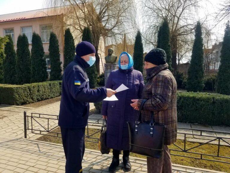 Чернівецький район: рятувальники пояснили громадянам, як не допустити пожеж у житловому секторі – | Новини Буковини