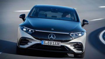 Концерн Daimler представил первый полностью электрический седан Mercedes-Benz EQS » Автоновости