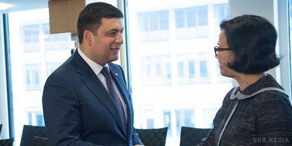 Гройсман: Світовий банк готовий виділити Україні додатково $1 мільярд