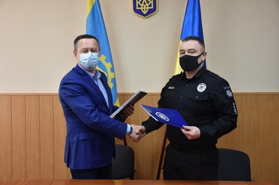 В Краматорске начинается реализация проекта «Полицейский офицер громады»
