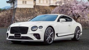Bentley Continental GT V8 получает эксклюзивную версию Equinox Edition для Японии » Автоновости