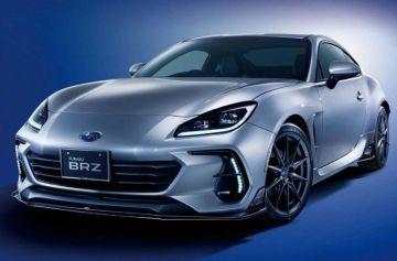 Subaru выпустила для нового BRZ фирменные аксессуары » Автоновости