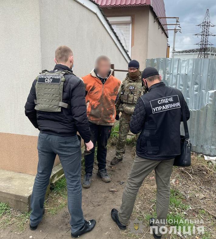 На Одещині поліція ліквідувала наркоугруповання, яке торгувало амфетаміном. ФОТО | Криминальные новости Украины