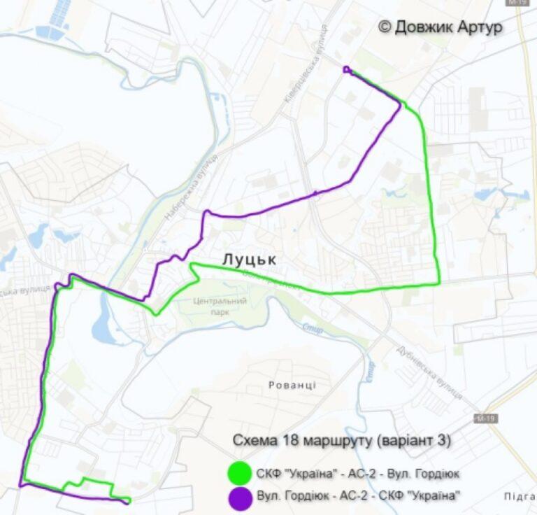 Лучани хочуть новий тролейбусний маршрут – Новини Волині