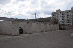 Незаконное строительство гаражей в центре Николаева: Руководство отдела полиции будет знакомиться с делом, которое они «расследует» уже несколько лет