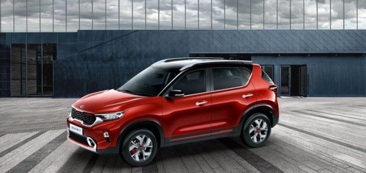 Kia представила оновлену модель Sonet – Автоновини