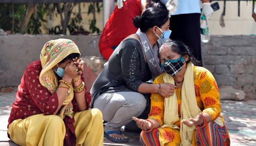 ВООЗ визнала особливу небезпеку індійського штаму коронавірусу » – Новости мира