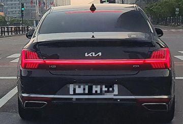 Обновлённый Kia K9/K900 сбросил камуфляж » Автоновости