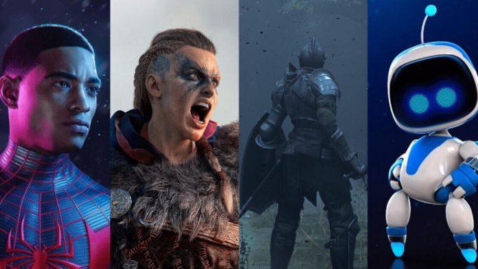Названі найкращі ігри для PlayStation 5 |