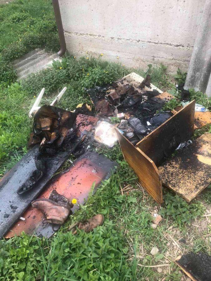 У селі Поториця, що біля Сокаля, пожежники врятували від знищення вогнем житловий будинок – Новини Львова та області