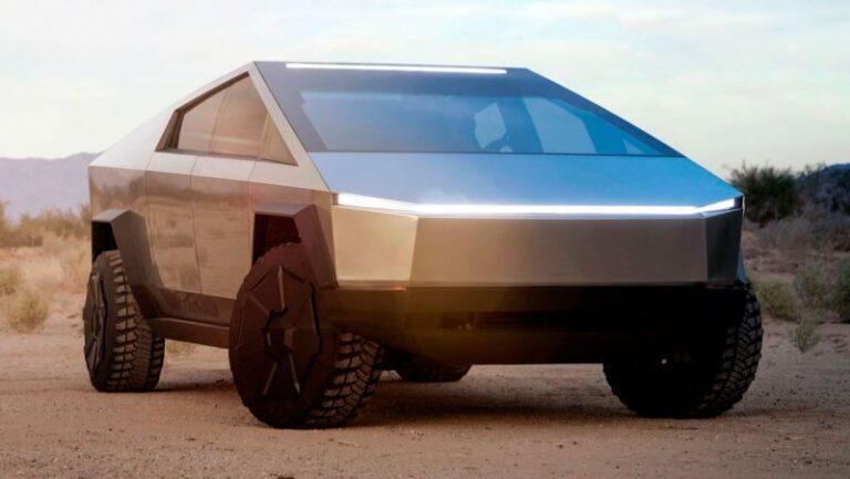 Гендиректор Tesla Илон Маск показал в Нью-Йорке электропикап Cybertruck » Автоновости