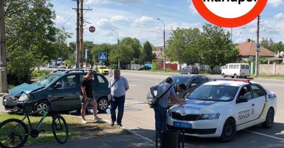 На Левобережье Мариуполя 10-летний мальчик пострадал в аварии. Новости Мариуполя и Донбасса  