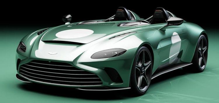 Aston Martin представив ексклюзивну новинку – Автоновини