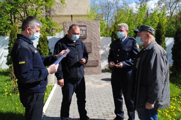 м. Дніпро: рятувальники нагородили ветерана пам'ятною медаллю –  Новини міста Дніпро та Дніпропетровської області
