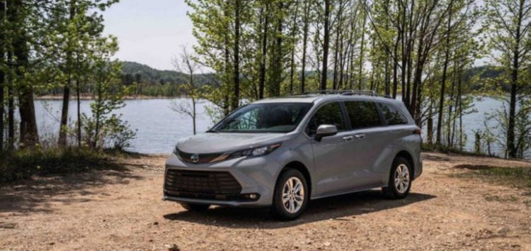 Toyota випустила спецверсію моделі Sienna 2022 року – Автоновини