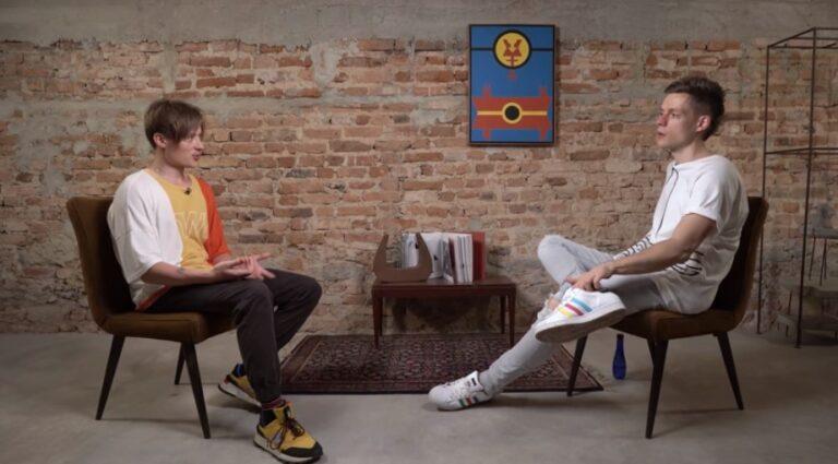 Український відеоблогер звинуватив російського журналіста у вилученні з інтерв'ю слів про Україну, голодомор і війну | Кримінальні новини