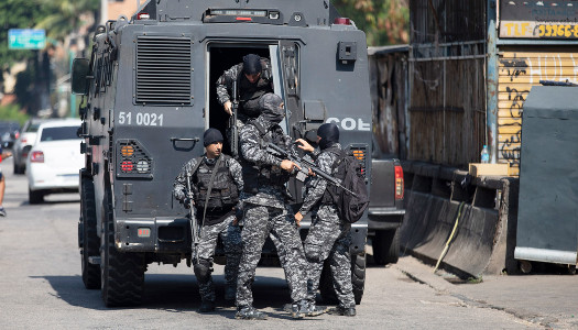 Число жертв поліцейської операції в Ріо-де-Жанейро зросла до 28 осіб » – Новости мира