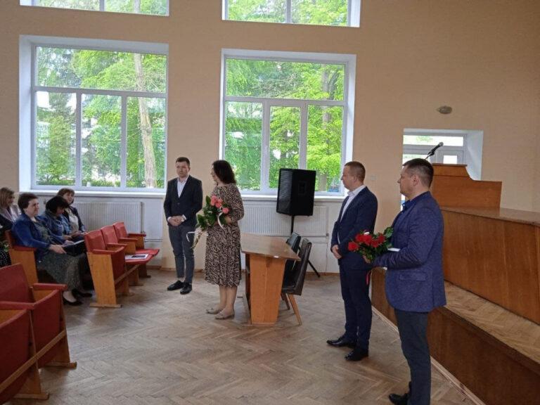 У Любомлі представили керівника місцевої «первинки» – Новини Волині