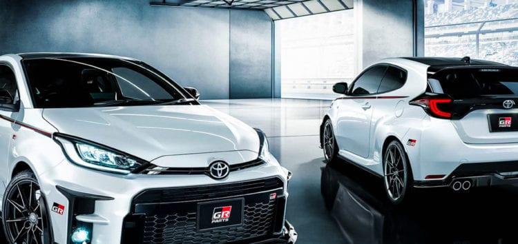 Toyota випустить новий GR Yaris Morizo Selection – Автоновини