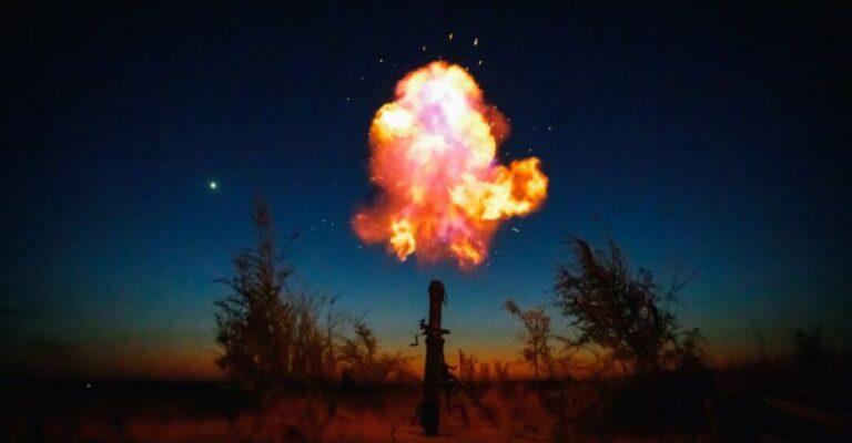 Громкие взрывы с восточной стороны встревожили мариупольцев. Новости Мариуполя и Донбасса |