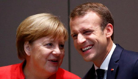 У МЗС Росії прокоментували заяви Меркель і Макрона » — Новости мира