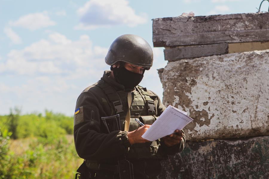 На Донбассе три нарушения режима тишины