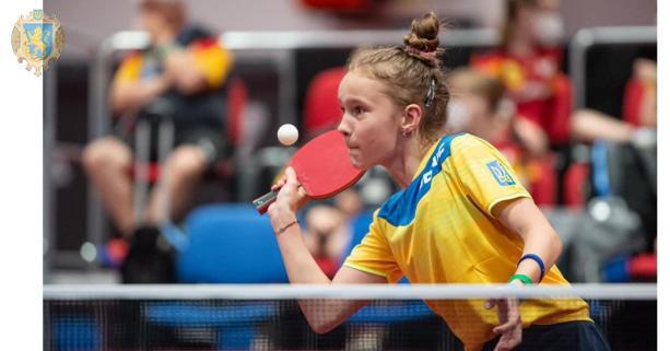 10-річна жовківчанка Діана Колєннікова перемогла на престижному світовому тенісному турнірі – Новини Львова та області