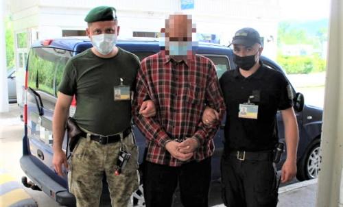 Прикордонники затримали румуна, якого підозрюють у вбивстві