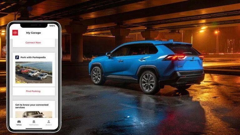 Автомобили Toyota и Lexus получат приложение для парковки премиум-класса » Автоновости