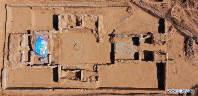 GISMETEO: Была раскопана неизвестная часть Великой Китайской стены – КОСМОС |