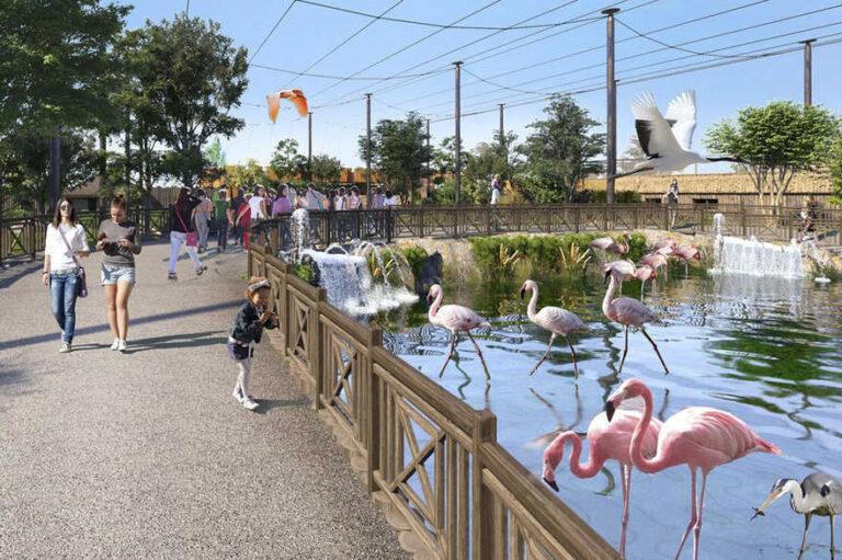 За месяц до открытия: что происходит внутри Харьковского зоопарка – Новости Харькова