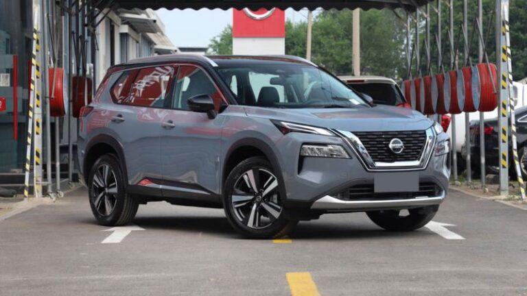 Nissan начал продажи кроссовера X-Trail нового поколения в Китае » Автоновости
