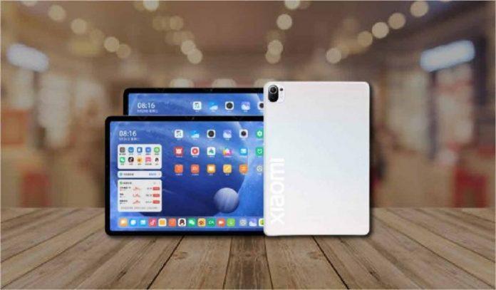 Xiaomi Mi Pad 5 на первой реальной фотографии  