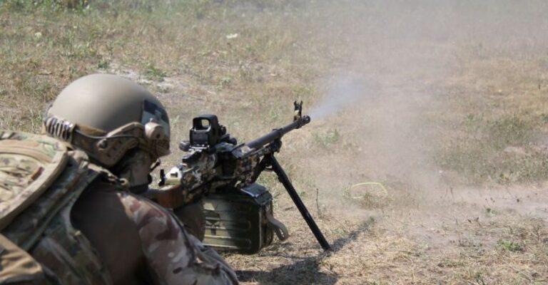 Вблизи Мариуполя боевики открыли огонь из минометов. Новости Мариуполя и Донбасса |