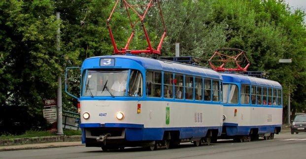 В Харькове из-за празднования трамваи изменят свой маршрут – Новости Харькова