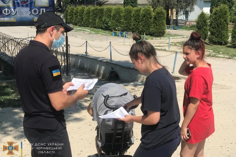 Чернівецький район: рятувальники закликають громадян запобігати пожежам у власних оселях — | Новини Буковини