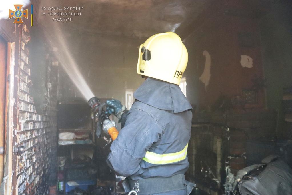 Чернігівська область: за минулу добу рятувальники ліквідували 10 пожеж — Новини Чернігова та області