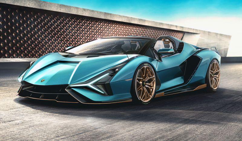 Гибриды Lamborghini сохранят V12 » Автоновости