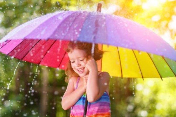 В Краматорске сегодня прогнозируют дождь