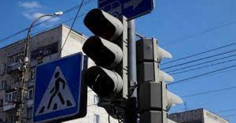 В центре Мариуполя не работают светофоры. Новости Мариуполя и Донбасса |