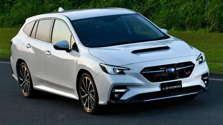 Subaru Levorg может получить двигатель нового WRX » Автоновости