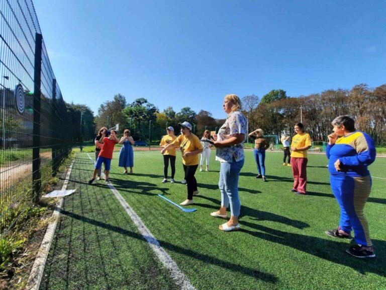 12 вересня у Сокалі відбулись спортивні змагання серед людей з інвалідністю – Новини Львова та області