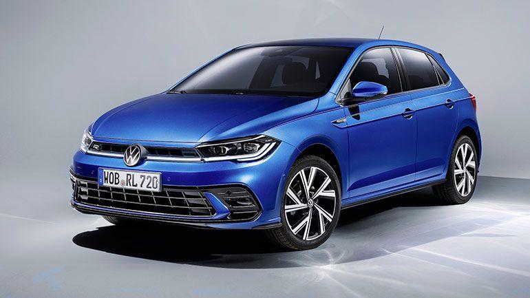 Volkswagen озвучил стоимость обновленного хэтчбека Volkswagen Polo » Автоновости